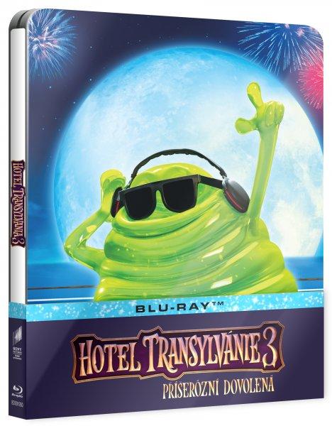 CD Shop - HOTEL TRANSYLVáNIE 3: PříšERóZNí DOVOLENá (STEELBOOK)