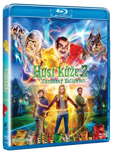 CD Shop - HUSí KůžE 2: UKRADENý HALLOWEEN