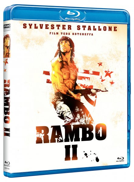 CD Shop - RAMBO 2
