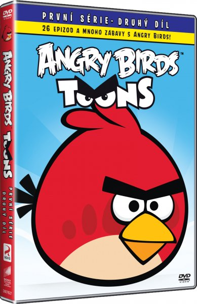 CD Shop - ANGRY BIRDS TOONS 2 (BIG FACE)