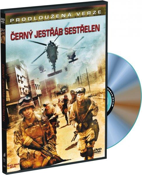 CD Shop - ČERNý JESTřáB SESTřELEN