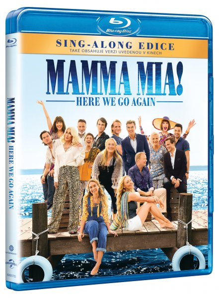CD Shop - MAMMA MIA! HERE WE GO AGAIN