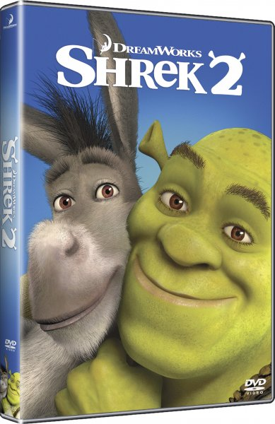 CD Shop - SHREK 2 BIGFACE