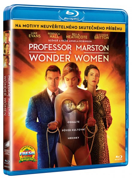 CD Shop - PROFESSOR MARSTON & THE WONDER WOMEN