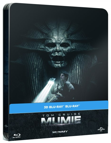 CD Shop - MUMIE (2017) STEELBOOK, 2 DISKY