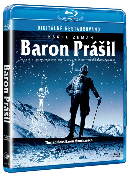 CD Shop - BARON PRášIL (REMASTER)