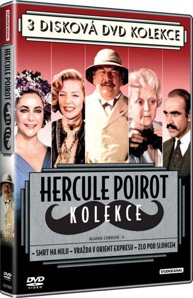CD Shop - HERCULE POIROT KOLEKCE (3DVD)