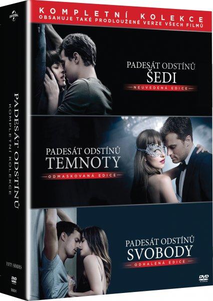 CD Shop - PADESáT ODSTíNů - KOMPLETNí KOLEKCE (3 DVD)