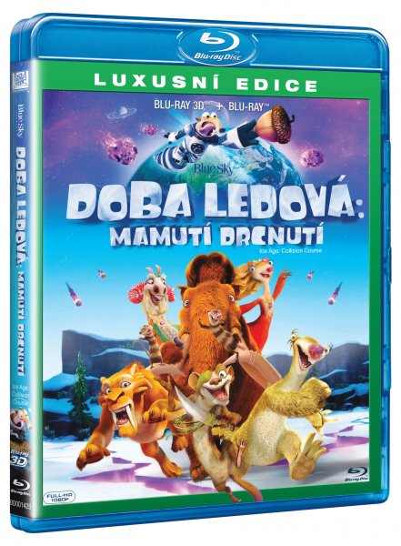 CD Shop - DOBA LEDOVá 5: MAMUTí DRCNUTí (2 DISKY) 3D
