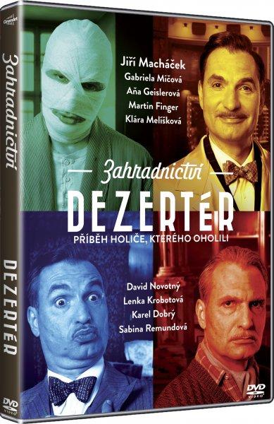 CD Shop - ZAHRADNICTVí: DEZERTéR