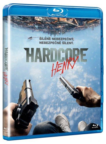 CD Shop - HARDCORE HENRY