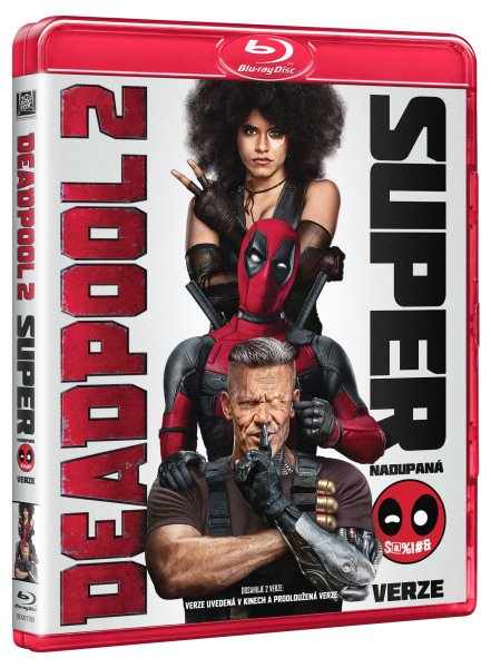CD Shop - DEADPOOL 2 (2XBD)