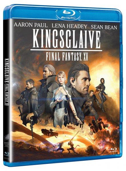 CD Shop - KINGSGLAIVE: FINAL FANTASY XV