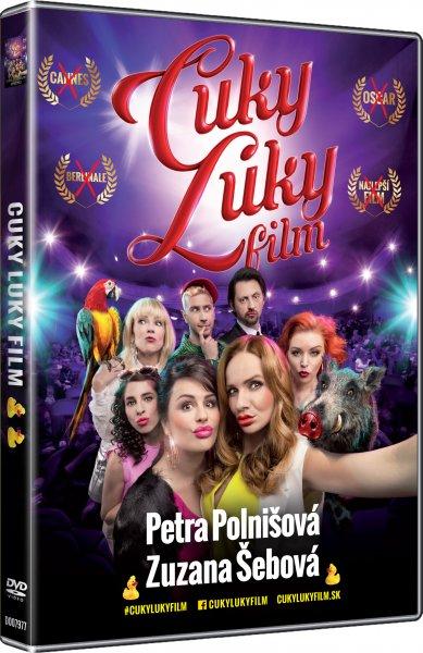 CD Shop - CUKY LUKY FILM