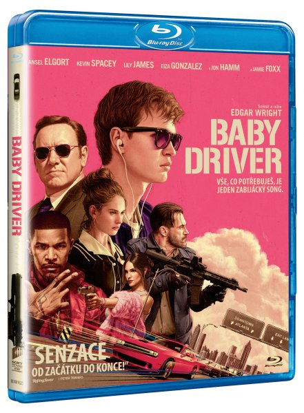 CD Shop - BABY DRIVER
