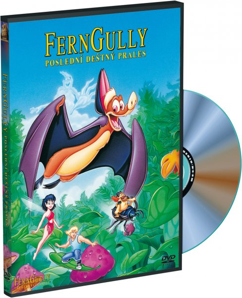 CD Shop - FERNGULLY - POSLEDNí DEšTNý PRALES