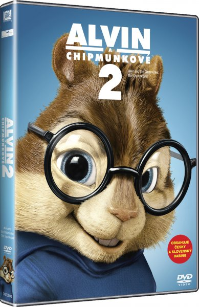 CD Shop - ALVIN A CHIPMUNKOVé 2 BIGFACE