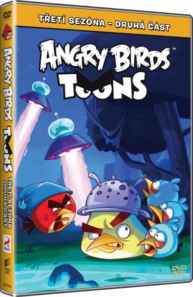 CD Shop - ANGRY BIRDS TOONS 3. SéRIE 2. čáST