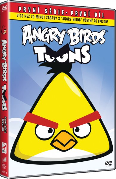 CD Shop - ANGRY BIRDS TOONS 1  (BIG FACE)