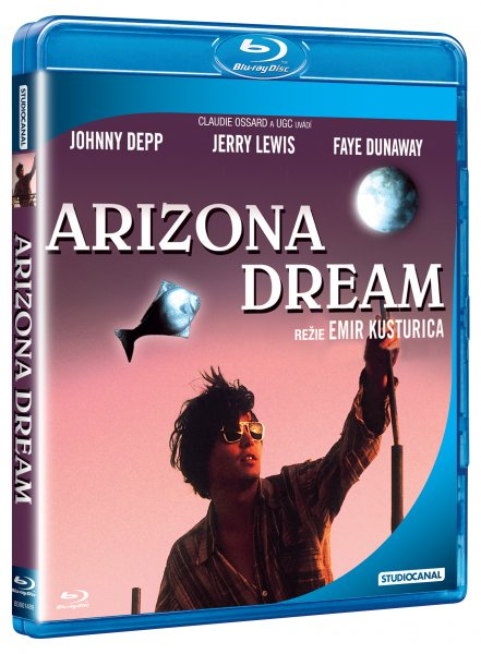 CD Shop - ARIZONA DREAM