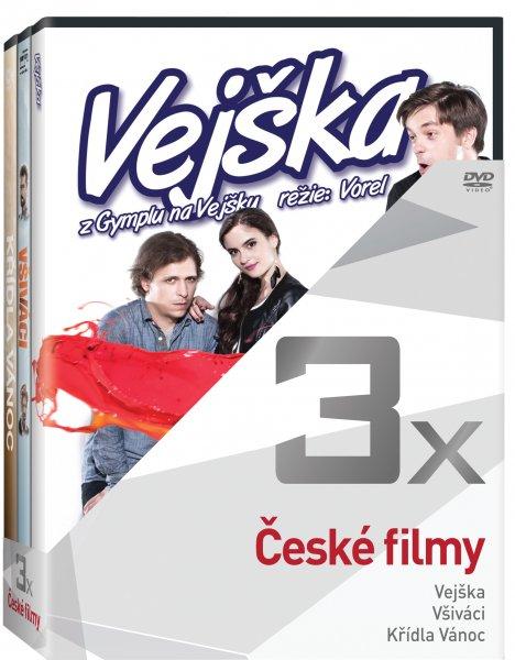 CD Shop - 3DVD ČESKé