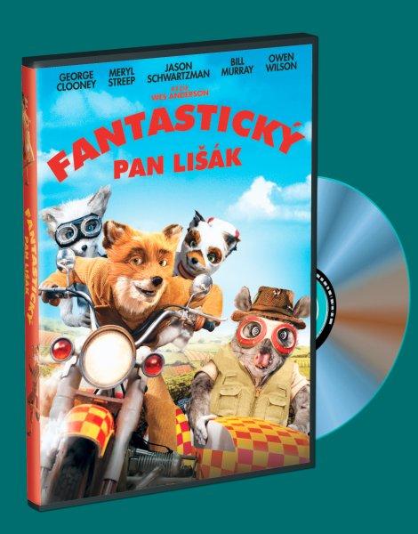 CD Shop - FANTASTICKý PAN LIšáK
