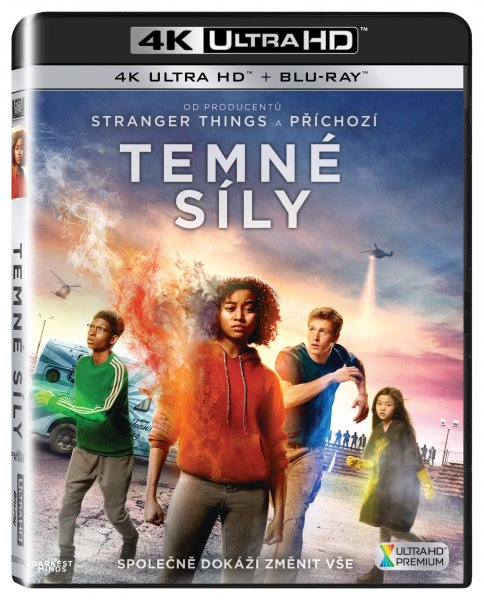 CD Shop - TEMNé SíLY (UHD+BD)