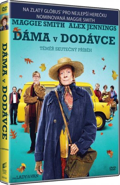 CD Shop - DáMA V DODáVCE