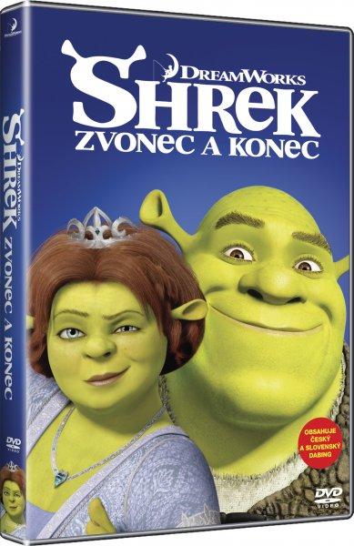 CD Shop - SHREK: ZVONEC A KONEC BIGFACE