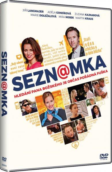 CD Shop - SEZNAMKA