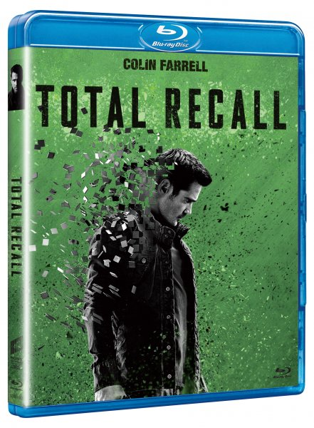CD Shop - TOTAL RECALL (2012) BIG FACE