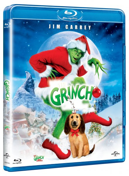 CD Shop - GRINCH (2000)