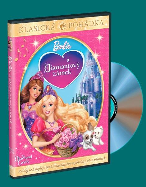 CD Shop - BARBIE A DIAMANTOVý ZáMEK