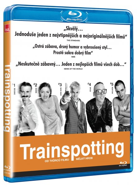CD Shop - TRAINSPOTTING
