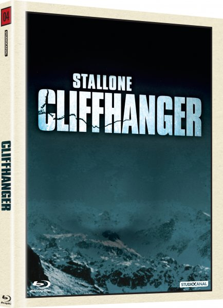 CD Shop - CLIFFHANGER (DIGIBOOK)