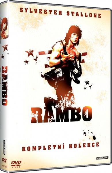 CD Shop - RAMBO 1-3