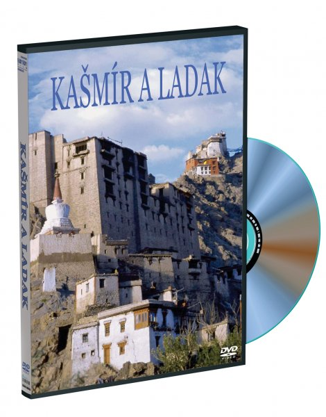 CD Shop - KAšMíR A LADAK