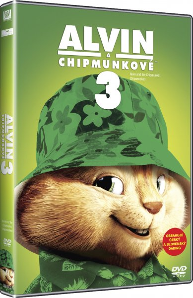 CD Shop - ALVIN A CHIPMUNKOVé 3 BIGFACE
