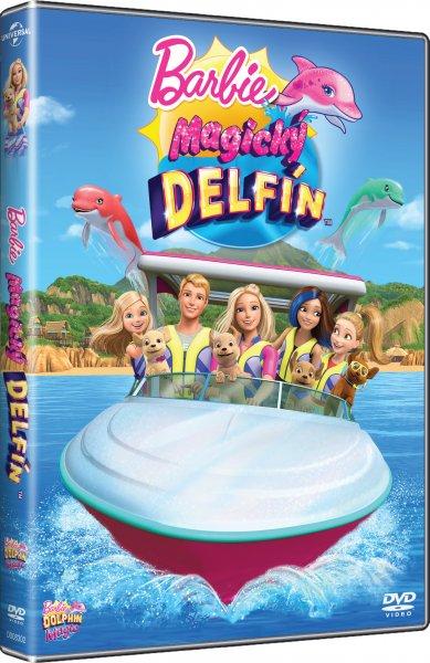 CD Shop - BARBIE - MAGICKý DELFíN