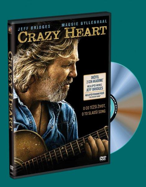 CD Shop - CRAZY HEART