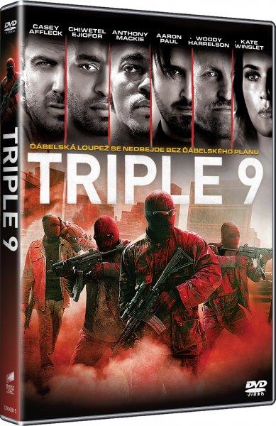 CD Shop - TRIPLE 9