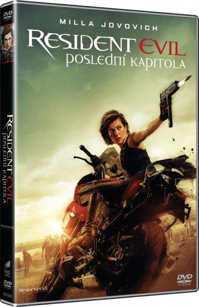 CD Shop - RESIDENT EVIL: POSLEDNí KAPITOLA