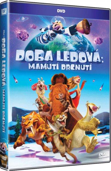 CD Shop - DOBA LEDOVá 5: MAMUTí DRCNUTí