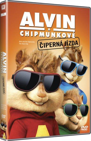 CD Shop - ALVIN A CHIPMUNKOVé 4: ČIPERNá JíZDA BIGFACE