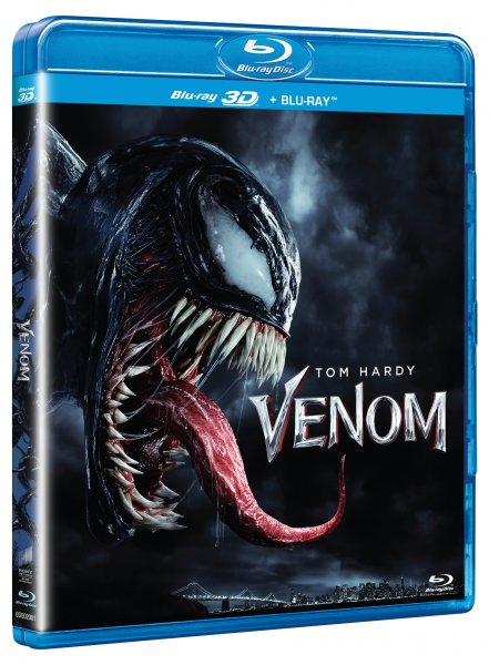CD Shop - VENOM (3D+2D) CZ