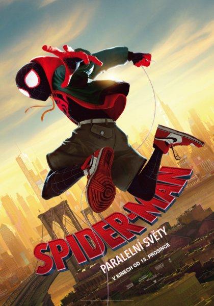 CD Shop - SPIDER-MAN: PARALELNí SVěTY
