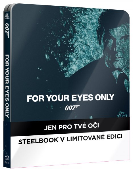 CD Shop - JEN PRO TVé OčI (STEELBOOK)