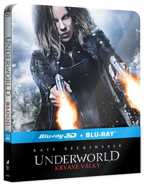 CD Shop - UNDERWORLD: KRVAVé VáLKY (STEELBOOK) BD + BD3D