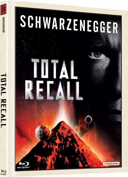 CD Shop - TOTAL RECALL (DIGIBOOK)