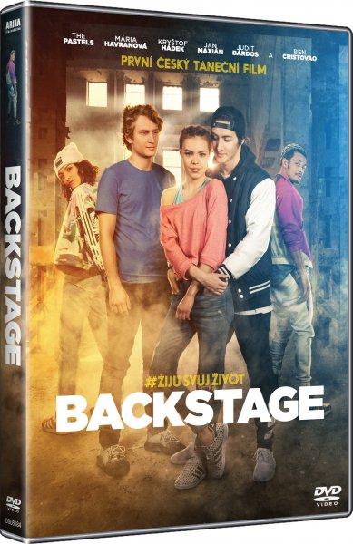 CD Shop - BACKSTAGE